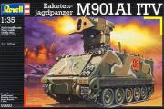 Бронетранспортер M901A1 ITV Raketen jagdpanzer (1/35)