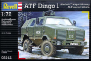 Бронеавтомобиль ATF Dingo 1 (1/72)