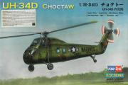 Вертолет UH-34D 'CHOTAW' (1/72)