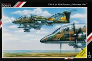Самолет F.M.A. IA 58A Pucara 'Falkland War' (1/72)