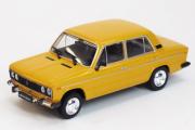 ВАЗ-2106 'Жигули', желтый (1/43)
