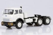 МАЗ-515Б седельный тягач 1977, серый (1/43)