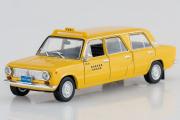 ВАЗ-2101 Лимузин / LADA LIMUSINA, желтый (1/43)