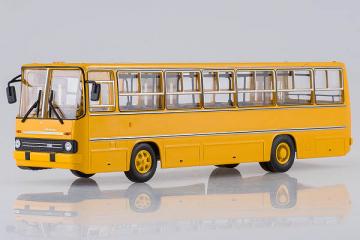 Автобус Икарус-260 городской, охра (1/43)