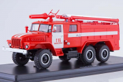 АЦ-40 (43202) ПМ-102Б Ликино-Дулево/красный/белый (1/43)