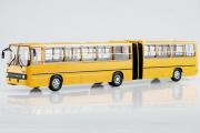 Автобус Икарус-280.33 гармошка, охра (1/43)