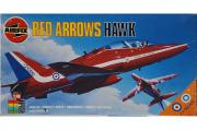 Самолет Red Arrows Hawk (1/48)