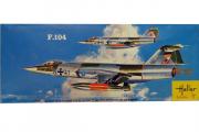 Самолет F 104 (1/72)