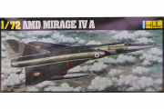Самолет AMD Mirage IV A (1/72)