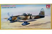Самолет Bagdad Fury Hawker Sea Fury T-61 (1/72)