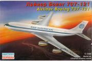 Самолет Боинг 707-121 (1/144)