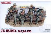 Солдаты U.S. Marines (Iwo Jima 1945) (1/35)