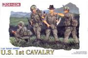 Солдаты U.S. 1st Cavalry (1/35)