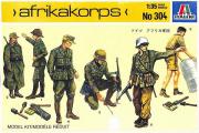Солдаты Afrikakorps (1/35)