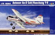 Самолет An-2 (Ан-2) Colt/ Nanchang Y-5 (1/72)