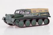 ГТ-С 47 Гусеничный транспортер-снегоболотоход (1/43)