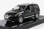 Mitsubishi Outlander, черный (lim. 577 pcs) (1/43)