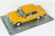 ВАЗ-2106, желтый (Польская серия) (1/43)
