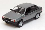 ВАЗ-21099, серый (1/43)
