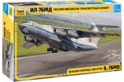 Самолет Ил-76МД военно-транспортный (1/144)