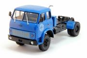МАЗ-5431 седельный тягач 4х4 1978, синий (1/43)