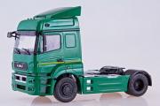 КАМАЗ-5490 седельный тягач, зеленый (1/43)