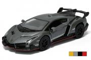 Lamborghini Veneno, цвета в ассортименте (1/36)