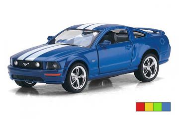 Ford Mustang GT 2006, цвета в ассортименте (1/38)
