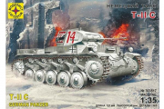 Танк T-II C немецкий (1/35)