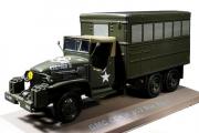 GMC CCKW 353 Box Truck 6х6, хаки (1/43)