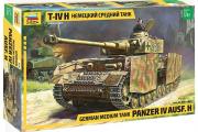 Танк T-IV (H) немецкий средний (1/35)