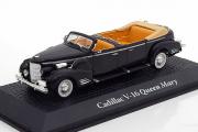 Cadillac V-16 Queen Mary & Harry Truman 1948, черный (1/43)