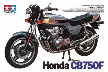 Мотоцикл Honda CB750F (1/12)