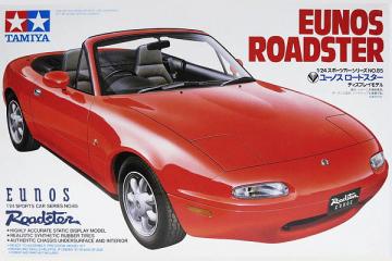 Автомобиль Mazda Eunos Roadster (1/24)