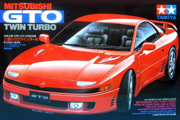 Автомобиль Mitsubishi GTO Twin Turbo (1/24)