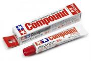 Шлифовальная паста (Compound Coarse) для выравнивания поверхностей 22 мл.