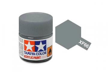 Краска XF-66 светло-серая акрил матовая (Flat Light Grey) 10 мл.