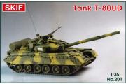 Танк Т-80УД 'Береза' (1/35)