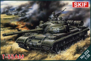 Танк Т-55АМ (1/35)