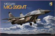 Самолет МИГ-29 СМТ (1/72)