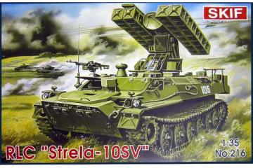 ЗРК 9К35 'Стрела-10 СВ' (1/35)