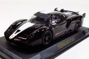 Ferrari FXX, черный (1/43)