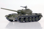 Танк Т-54-1, хаки. Подвижные гусеницы (1/43)