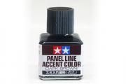 Смывка темно-коричневая (краска для финальной отделки моделей) 40 мл.