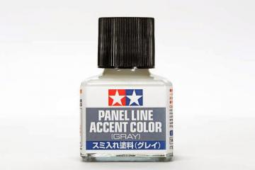 Смывка серая (краска для финальной отделки моделей) 40 мл.