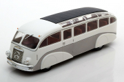 Автобус Mercedes-Benz LO3100 Germany 1936, белый/серый (1/43)