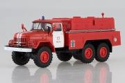 ЗИЛ-131 ПНС-110 пожарный, красный/белый (1/43)