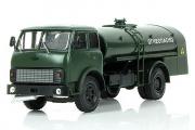 МАЗ-5334 топливозаправщик ТЗ-500, хаки (1/43)