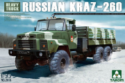 Автомобиль КрАЗ-260 бортовой (1/35)