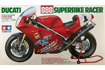 Мотоцикл Ducati 888 Superbike (1/12)